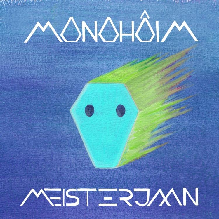 monohõim albumart